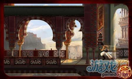 动作冒险游戏:波斯王子经典版 王子的大冒险之路1