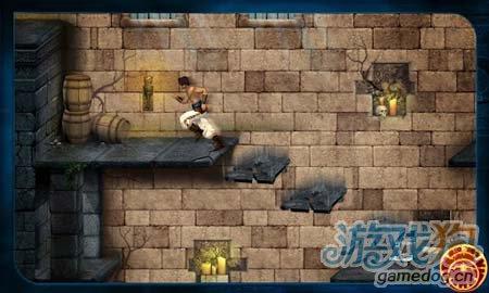 动作冒险游戏:波斯王子经典版 王子的大冒险之路4