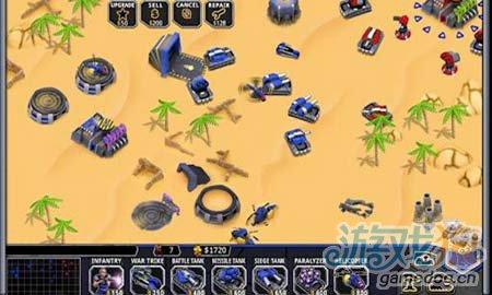 安卓策略游戏:防御司令部 去为生存而战3