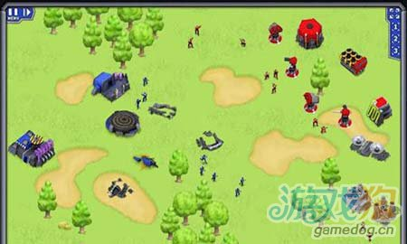 安卓策略游戏:防御司令部 去为生存而战4