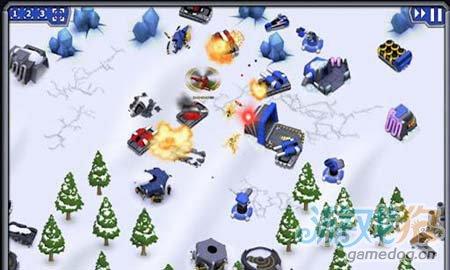 安卓策略游戏:防御司令部 去为生存而战2