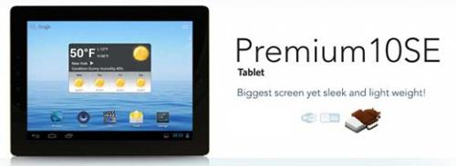 Nextbook Premium 10SE 9.7寸上市
