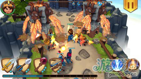 塔防策略游戏:小王子复国战 王子归来2