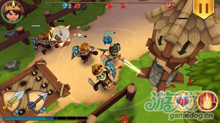 塔防策略游戏:小王子复国战 王子归来5