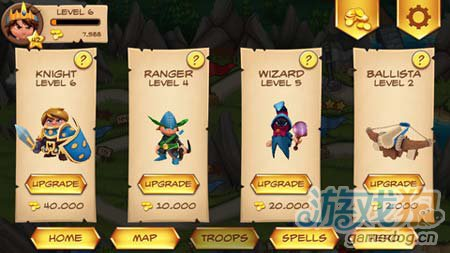 塔防策略游戏:小王子复国战 王子归来4
