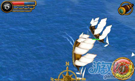 海上冒险游戏:航海时代2 成为纵横四海的传奇船长5