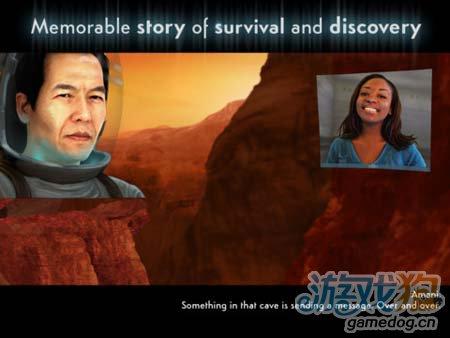火星漫步Waking Mars:来开始奥妙无穷的火星之旅3