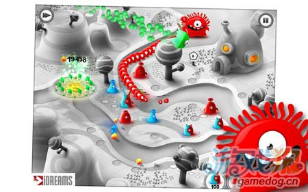可爱塔防游戏:果冻防御 保卫果冻星球2