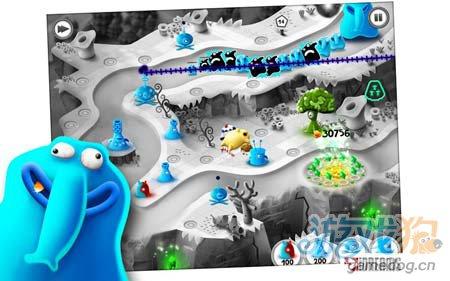 可爱塔防游戏:果冻防御 保卫果冻星球3