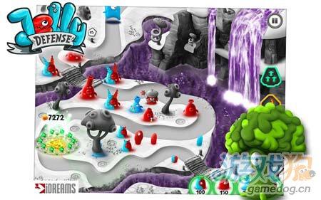 可爱塔防游戏:果冻防御 保卫果冻星球5