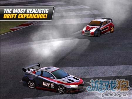 竞速游戏:疯狂漂移2 体验畅快的速度感4