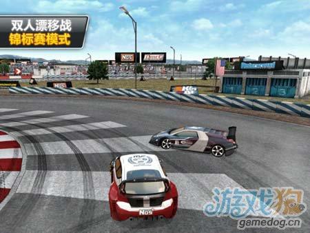 竞速游戏:疯狂漂移2 体验畅快的速度感3