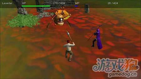 恶魔烈刃传Beasts & Blades安卓的测试版即将发布3