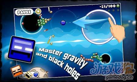 安卓休闲游戏:飞球撞砖Blosics HD FREE 彩砖演义4