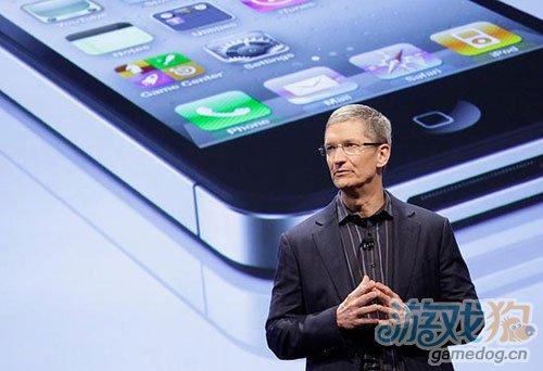 CEO库克 12月在中国大陆发售iPhone 5