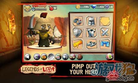 安卓冒险游戏:掠夺传奇 黑暗迷宫的奇特冒险之旅5