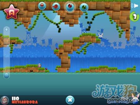 可爱休闲游戏:果冻战争Jelly Wars 为了古老宝藏2