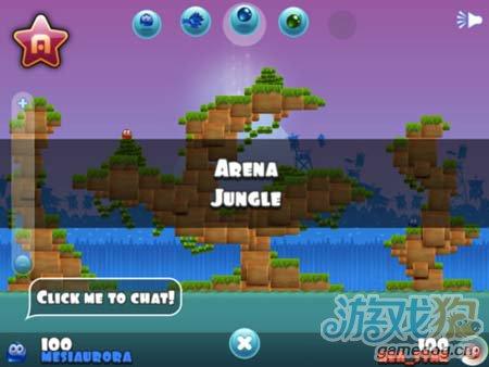 可爱休闲游戏:果冻战争Jelly Wars 为了古老宝藏4