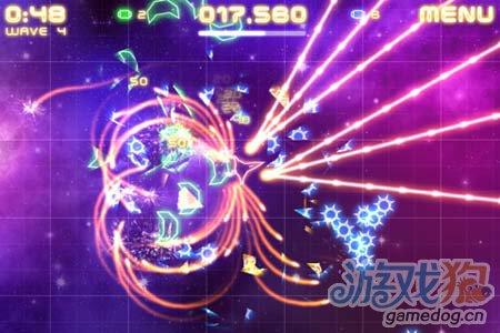 射击佳作:紫罗兰风暴 流光溢彩的世界2