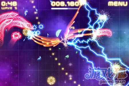 射击佳作:紫罗兰风暴 流光溢彩的世界4
