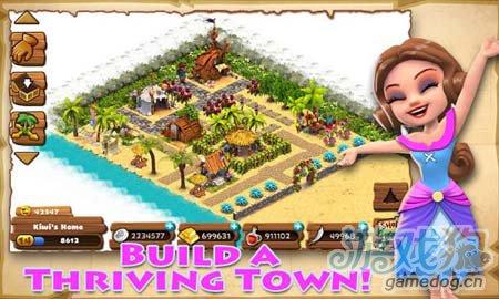 模拟经营游戏:迷失之岛 打造只属于你的荒岛世界3