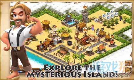 模拟经营游戏:迷失之岛 打造只属于你的荒岛世界2
