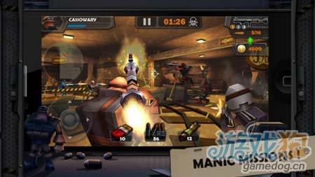 射击游戏:战争兵团起源 给你不同寻常的射击体验3