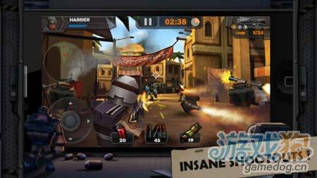 射击游戏:战争兵团起源 给你不同寻常的射击体验2
