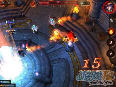 RPG與塔防的完美融合體 元素守護者試玩評測3