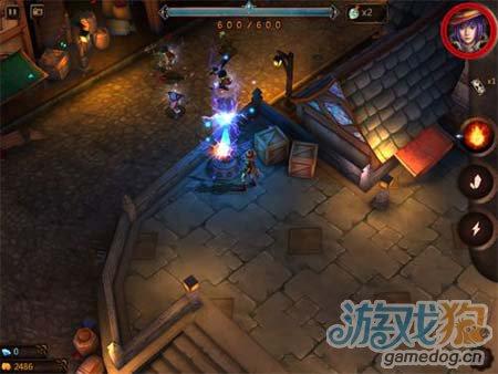 RPG与塔防的完美融合体 元素守护者试玩评测9