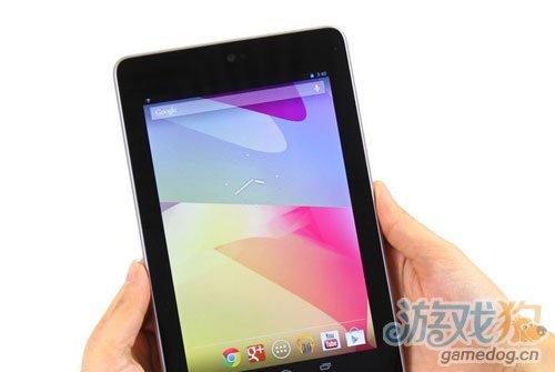 Google Play商店Nexus 7平板缺货状态