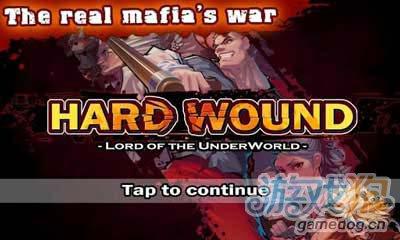 安卓华丽格斗游戏:拳霸Hard Wound v1.00.00评测1