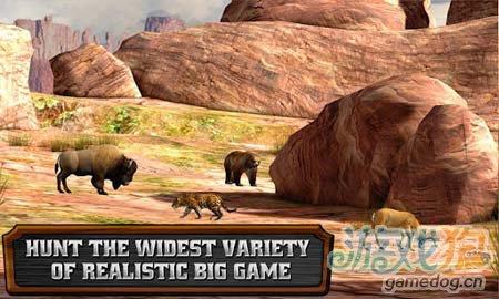 Glu狩猎游戏:猎鹿人重装上阵 猎手人生4