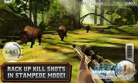Glu狩猎游戏:猎鹿人重装上阵 猎手人生5