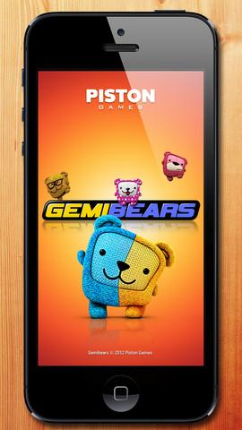 消除游戏Gemibears吉米熊 现推出免费精简版1