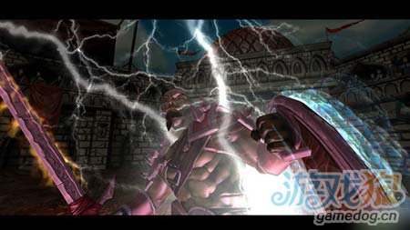 Gamelion宣布既将在安卓 发布动作游戏角斗士之怒2