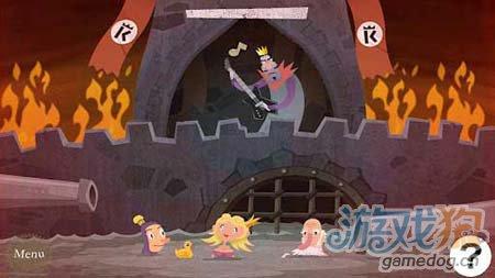 解谜游戏:哈姆雷特Hamlet 大师作品也玩恶搞穿越2