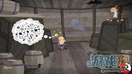 解谜游戏:哈姆雷特Hamlet 大师作品也玩恶搞穿越3