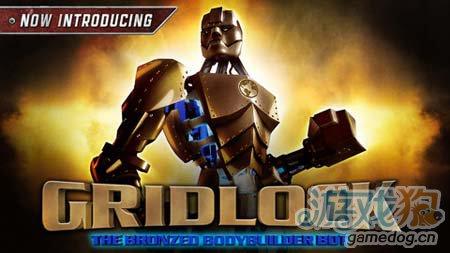 同名电影改编格斗游戏:铁甲钢拳Real Steel 评测1