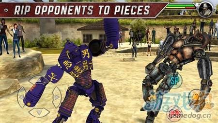 同名电影改编格斗游戏:铁甲钢拳Real Steel 评测3
