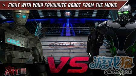 同名电影改编格斗游戏:铁甲钢拳Real Steel 评测2