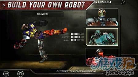 同名电影改编格斗游戏:铁甲钢拳Real Steel 评测4