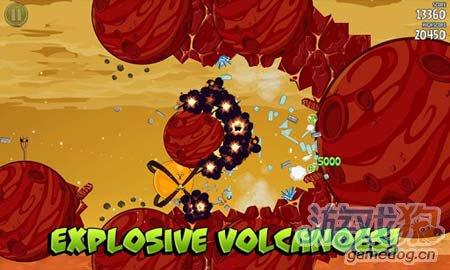 愤怒的小鸟太空版Angry Birds Space:v1.3.1评测2