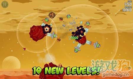愤怒的小鸟太空版Angry Birds Space:v1.3.1评测4