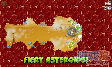 愤怒的小鸟太空版Angry Birds Space:v1.3.1评测3