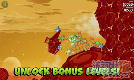 愤怒的小鸟太空版Angry Birds Space:v1.3.1评测5