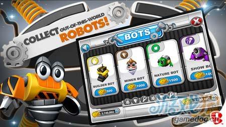 机器人世界Gizmonauts:v1.0.1更新评测1