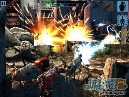 后世末日EPOCH:虚幻引擎打造3D末世射击3
