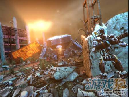 后世末日EPOCH:虚幻引擎打造3D末世射击1
