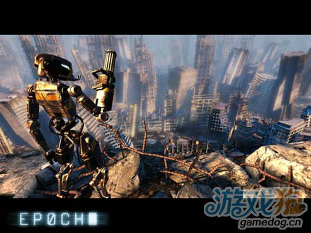 后世末日EPOCH:虚幻引擎打造3D末世射击5